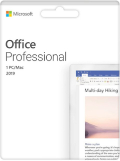 Microsoft Office Professional 2019 - | PC |