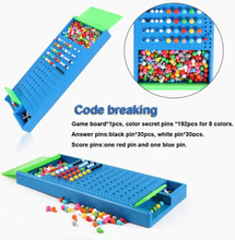 Family Funny Puzzle Game Code Breaking Toy Educational Intelligence Game Mastermind Intellectual Development mastermind Game Toy