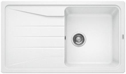 Blanco Sona 5S UX Køkkenvask 86x50 cm, Silgranit, Hvid