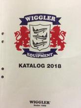 Wiggler Fishing Equipment katalog 2018