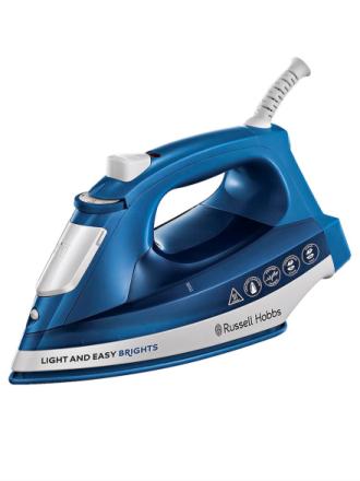 Dampstrykejern Russell Hobbs Light & Easy Brights Aqua Russell Hobbs blå