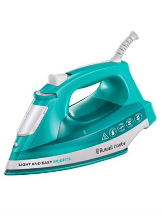 Dampstrykejern Russell Hobbs Light & Easy Brights Aqua Russell Hobbs turkis