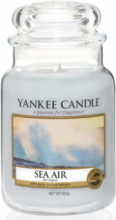 Yankee Candle Classic Large Jar Sea Air Candle 623g