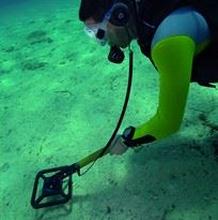 UWM 40 Underwater metal-detector