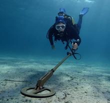 UWEX 725 K underwater metal detector