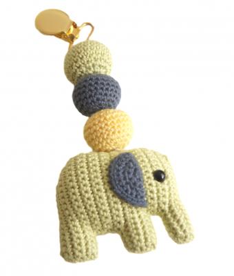 Barnvagnshänge elefant