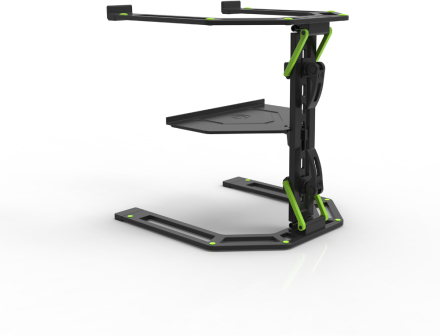 Gravity LTS 01 B laptop and controller stand