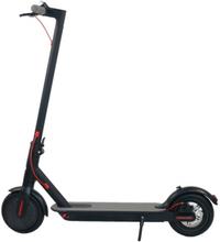 """Elscooter Smeco SM-XMI Pro 8,5"""" 25 km/h 350W Svart"""
