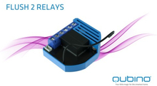 Qubino - Flush 2 Relay