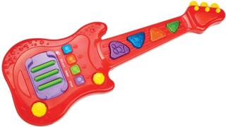 RedboxElektronisk gitarr, Röd