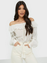 Yasagnete Off Shoulder Top - Fest