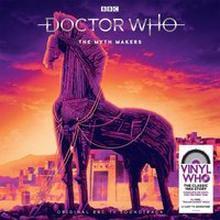 Doctor Who - The Myth Makers (140g Trojan Sunset Splatter Vinyl)