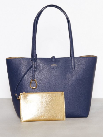 Lauren Ralph Lauren Reversible Medium Tote