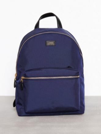 Ryggsekker - Navy Lauren Ralph Lauren Medium Backpack