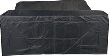 Pake havetilbehør overtræk, sofasæt 220x195x76 cm grå.