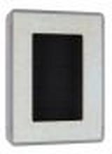 WCBOX-L backbox - ingjutning betongvägg