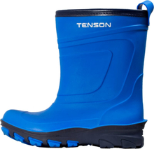 Tenson Alfon Kids Rubber Boots Barn Gummistövlar Blå 34