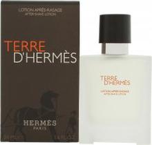 Hermes Terre D'Hermes Aftershave Lotion 50ml Splash