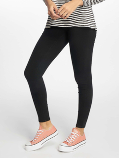 Pieces Kvinder Leggings/Treggings pcSkin i sort, XXS