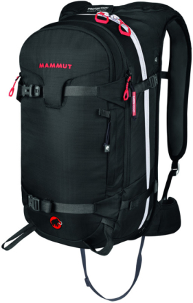 Mammut Ride Protection Airbag 3.0 Lavinerygsæk 30 l sort 2018 Lavinerygsække