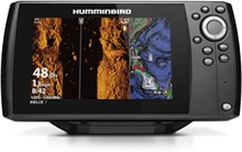 "Humminbird Helix 7 g3N Chirp Megasi Gps 7"" Ekolod/Plotter, Inkl. Givare"