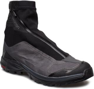 Outpath Pro Gtx Magnet/Black/Black Boots Støvler Sort Salomon