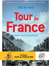 100 År med Tour de France Bok Flott bok om verdens største sykkelritt!
