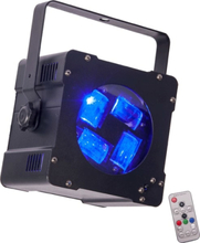IBIZA RGBW CREE LED ljuseffekt