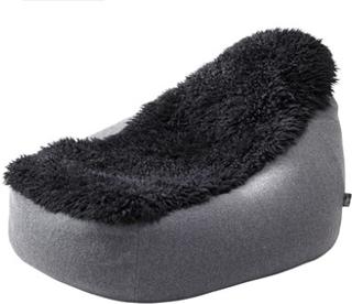 Skandilock Groovy Beanbag Large - Black/black