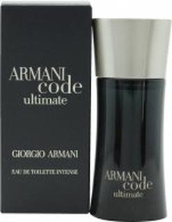 Giorgio Armani Armani Code Ultimate Eau de Toilette 50ml Sprej