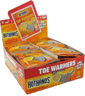 HotHands tåvärmare