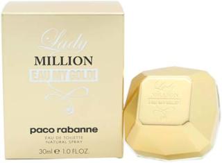 Paco Rabane Lady Million Eau My Gold Eau de Toilette 30ml Spray