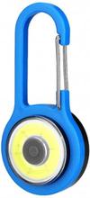 Karbinlampa För Ryggsäck Belysning Säkerhet. BLÅ