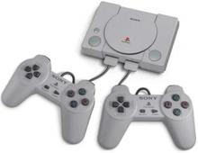 Sony Playstation Classic mini Grå