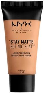 NYX Stay Matte But Not Flat Liquid Foundation Deep Golden 35 ml
