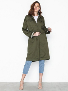 Noisy May Nmzena L/S Coat 8B Kapper & ponchoer