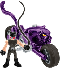 Imaginext DC Super Friends - Catwoman & Motorcykel