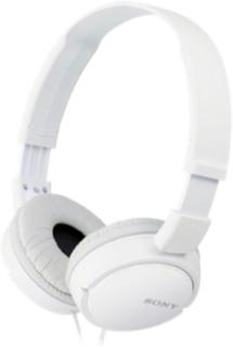 Sony MDR-ZX110 Høretelefoner - Hvid
