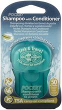Sea to summit Trek & Travel Pocket Conditioning Shampoo toalettartikler Grønn OneSize