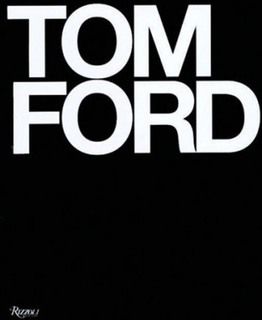 OUTLET - Coffee table book, Tom Ford