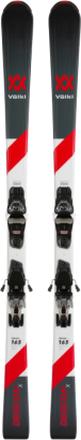 Völkl Deacon X + VMotion 10 GW Slalomskidor Svart 165