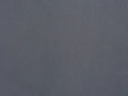 Beliani Parasoll ø 300 cm mörkgrå SAVONA