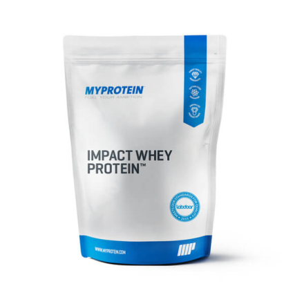 Myprotein Impact Whey Protein Apple Crumble and Custard 1 kg