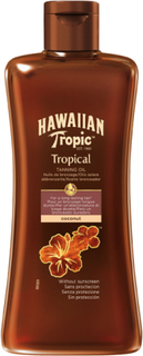 Tropical Tanning Oil Dark 200ml
