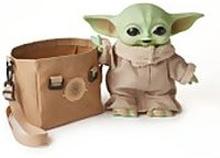 Mattel Star Wars: The Mandalorian The Child Premium Plüsch Bundle