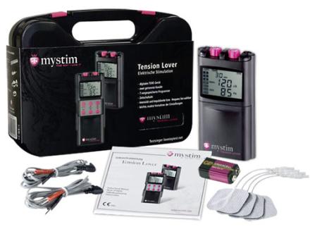Tension Lover Mystim Elektro Sex Start kit