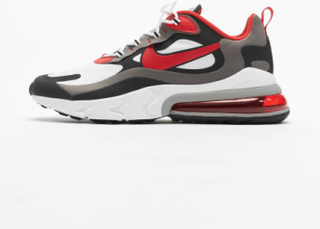 Nike Mænd Sneakers Nike Air Max 270 React Sneakers i sort, 40.5
