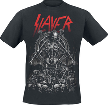 Slayer - The Lost -T-skjorte - svart