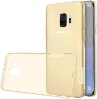 NILLKIN Samsung Galaxy S9 Nature Series 0.6mm TPU - Guld - Nillkin
