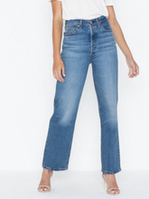 Levis Ribcage Straight Ankle Jive Sw